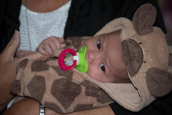 Baby Shower for Baby Vanessa
