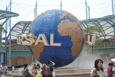 Visit Universal Studios SG