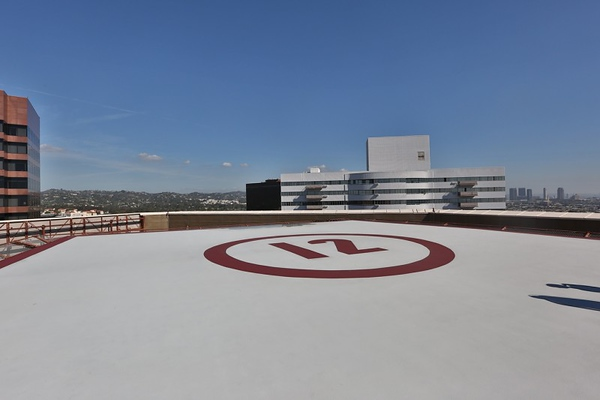 Helicopter Pad View # 2