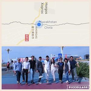 Xinjiang Visit Sep 2016