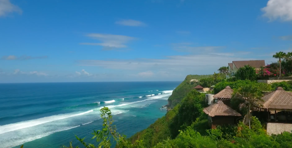 Aerials : Bali