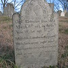 Grave of Ebenezer Bass