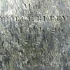 Inscription on the stone
