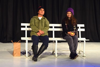 Official ALMOST MAINE, HS play 2018