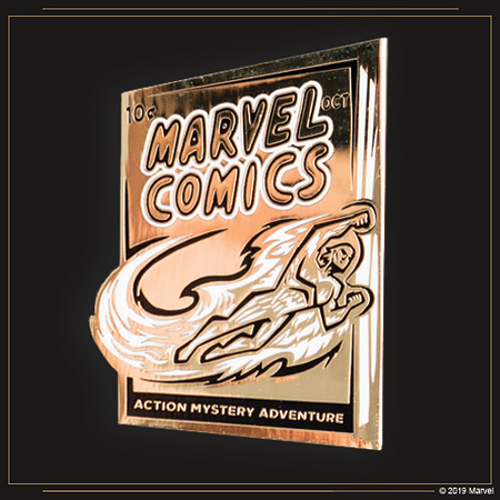 Marvel Comics (80 years)<br /> In 1939, Timely Publications, later re-branded as Marvel Comics, released its first publication—Marvel Comics #1, featuring the first appearances of the Human Torch and Namor the Sub-Mariner. Seventy years later, when Marvel joined The Walt Disney Company in 2009, more than 5,000 heroes and villains had been created, including fan favorites Iron Man, Spider-Man, the X-Men, Captain America, the Fantastic Four, and Thor, all of whom remain just as popular today—on the big screen, small screen, and in theme parks—as they are in the comics!