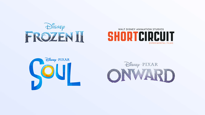 Check out the Pixar and Disney Animation activations for the 2019 #D23Expo!
