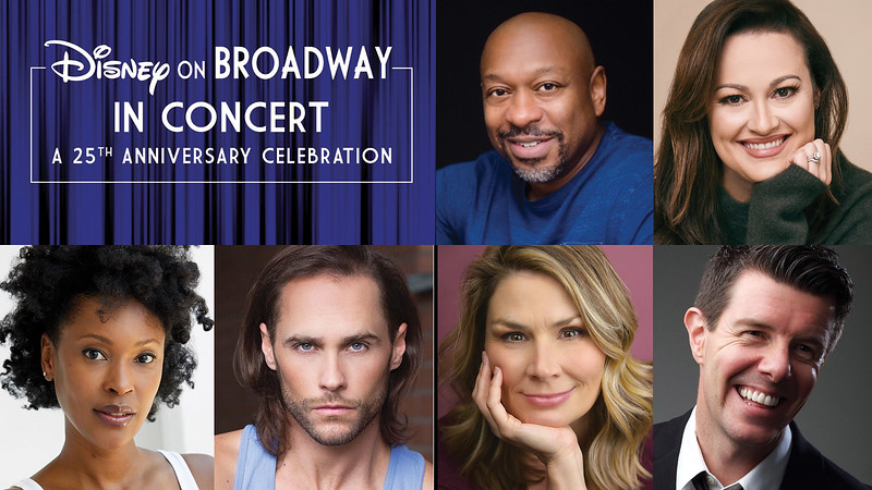 'Disney on Broadway: A 25th Anniversary Celebration' concert, VR experience announced for 2019 #D23Expo