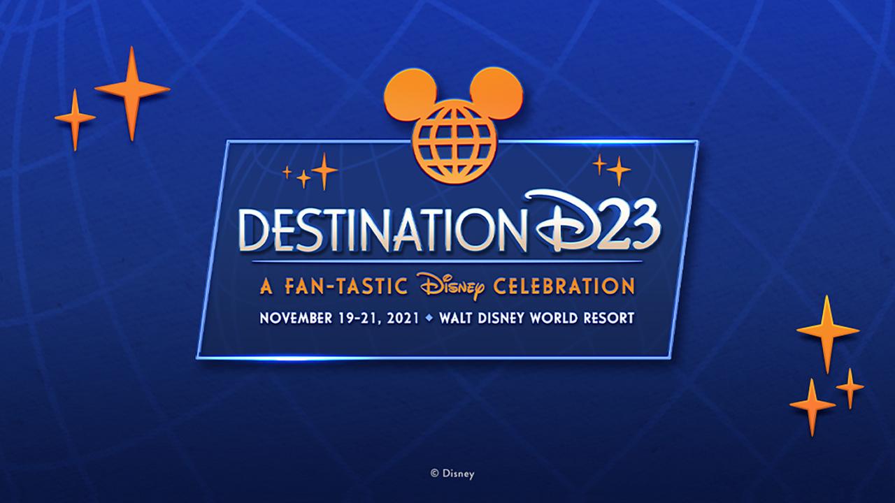 Destination D23 2021 cover