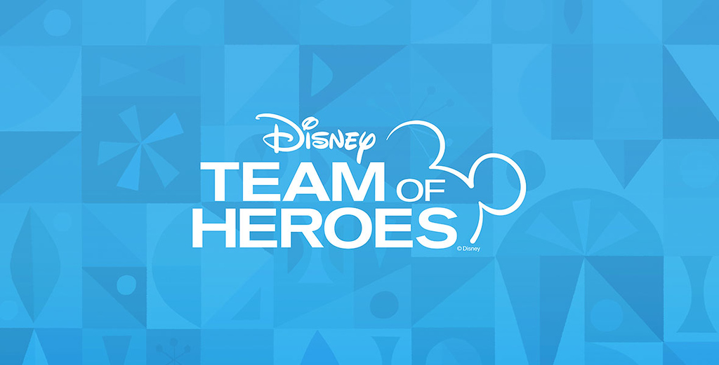 DETAILS: Disney Aspire and Disney Team of Heroes pavilions at #D23Expo 2019