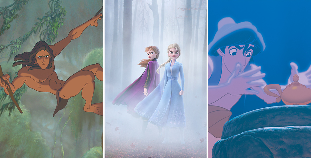 DETAILS: Everything from the Disney Studios (Pixar, Marvel, Star Wars, too) at  #D23Expo 2019
