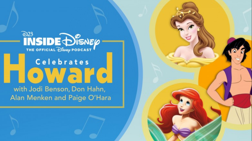 D23 Inside DisneyCelebrates the Magic and Music of Howard Ashman