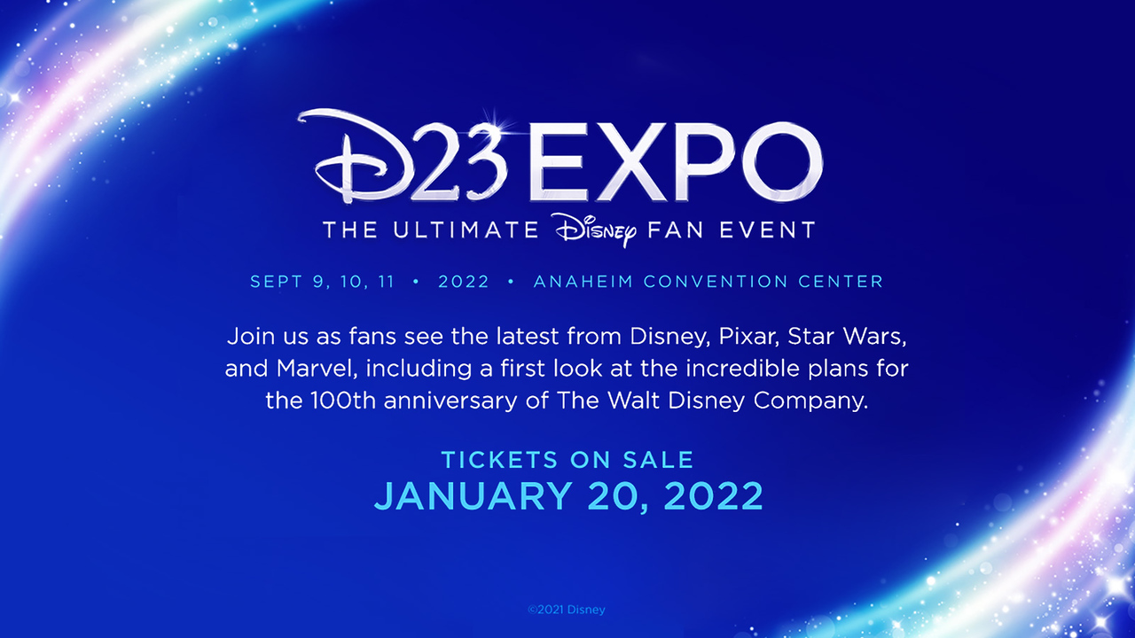 d23 expo 2022 tickets on sale