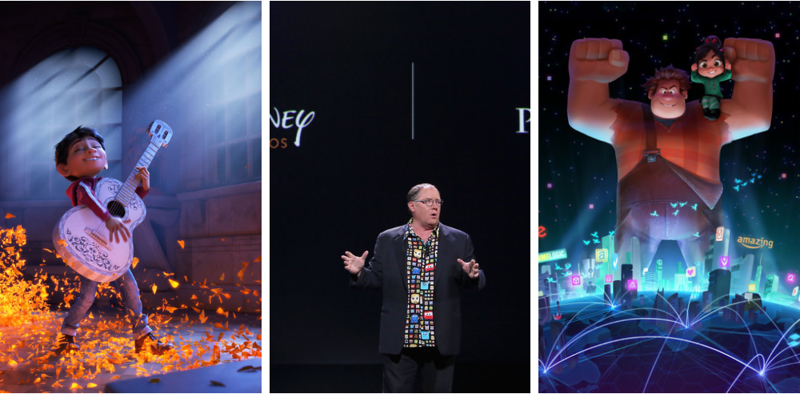#D23Expo confirms Disney and Pixar animation domination with panels, presentations, and show floor spaces