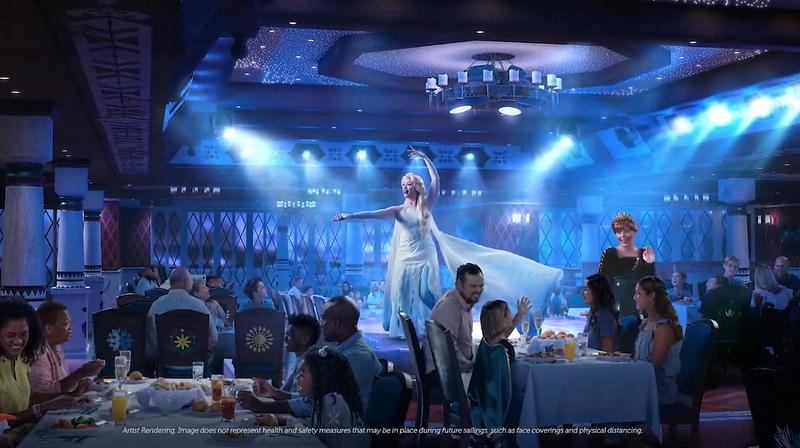 Disney-Wish-Arendelle A Frozen Dining Adventure