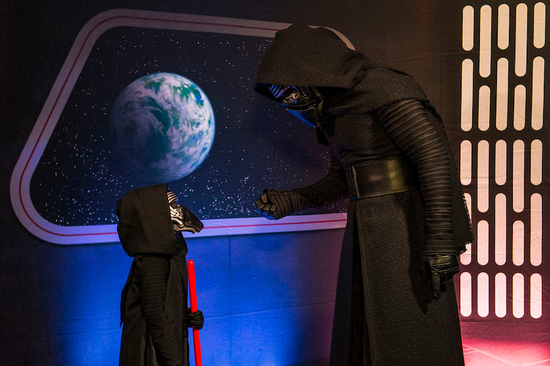 Star Wars Day at Sea – Kylo Ren