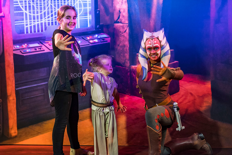 Star Wars Day at Sea – Ahsoka Tano