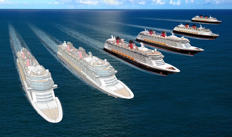 Disney Cruise Line Adding Two New Ships (Concept Art)