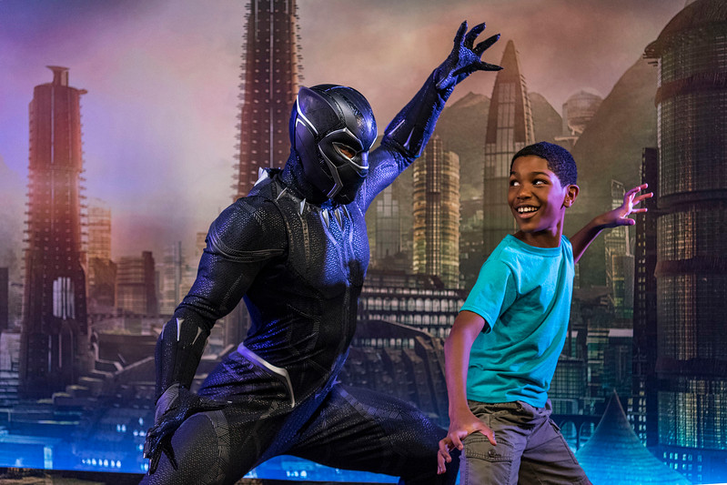 Character Encounters – Black Panther