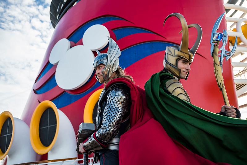 Character Encounters – Thor & Loki