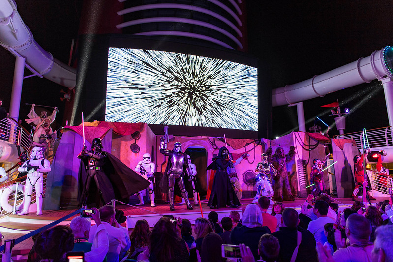STAR WARS and MARVEL adventures to return in 2020 to Disney Cruise Line