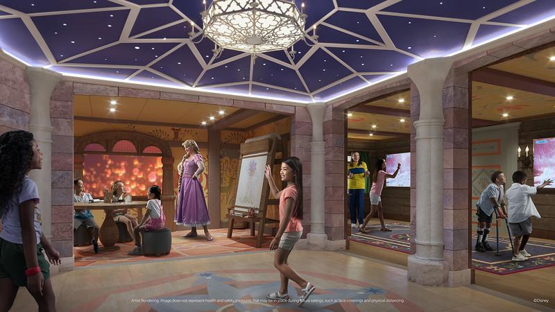 Disney-Wish-Disneys-Oceaneer-Club-Fairytale-Hall