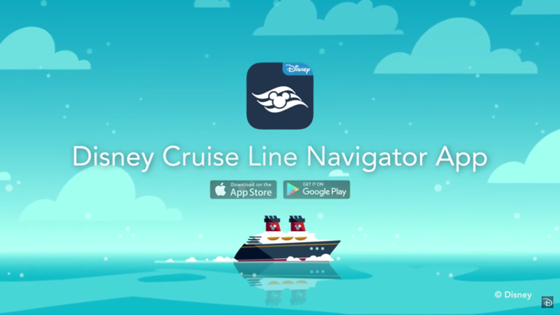 Disney Cruise Line Navigator App updated with even more functionality, features