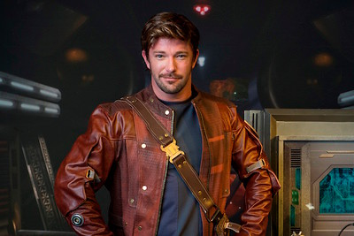 GUARDIANS OF THE GALAXY hop on board the Disney Magic for MARVEL DAY AT SEA