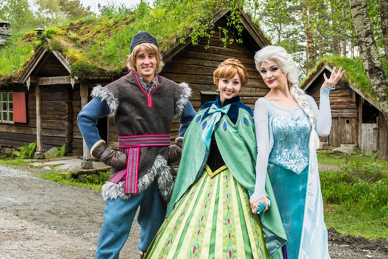 Norway voyages on Disney Cruise Line include authentic experiences plus 'Frozen' fun