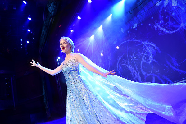 DETAILS: The Disney Cruise Line is getting its own 'Frozen, A Musical Spectacular'