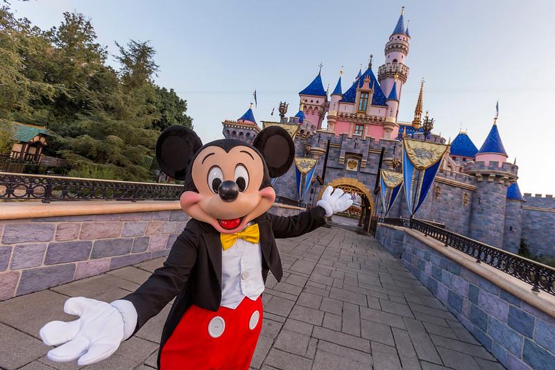 Magic Returns to Disneyland Resort as Theme Parks Plan to Reopen April 30