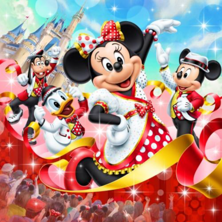 Get ready for things to get VERY VERY MINNIE at Tokyo Disneyland!