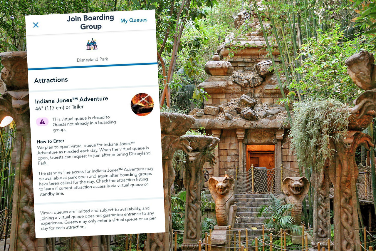 indiana-jones-adventure-attraction-disneyland-virtual queue
