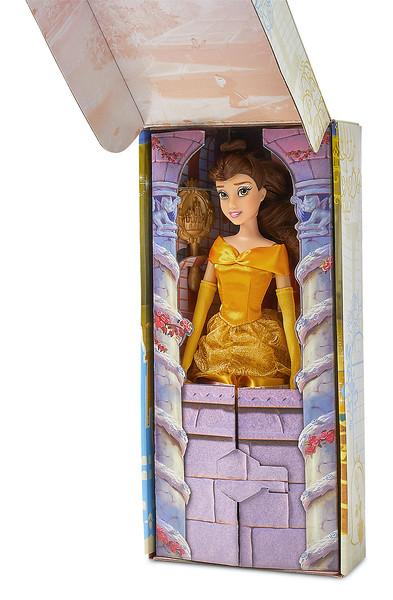 shop disney plastic free packaging doll belle