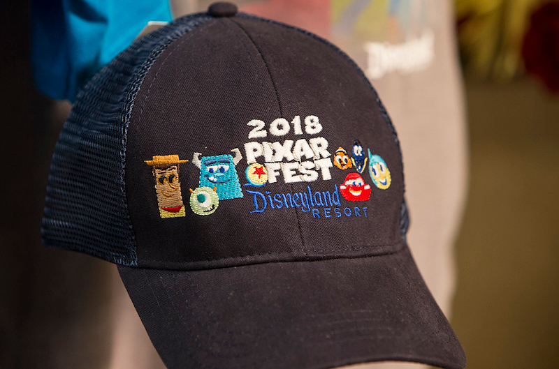 Pixar Fest Merch - Grand Californian Hotel - 3/9/18 (Joshua Sudock/Disneyland Resort)