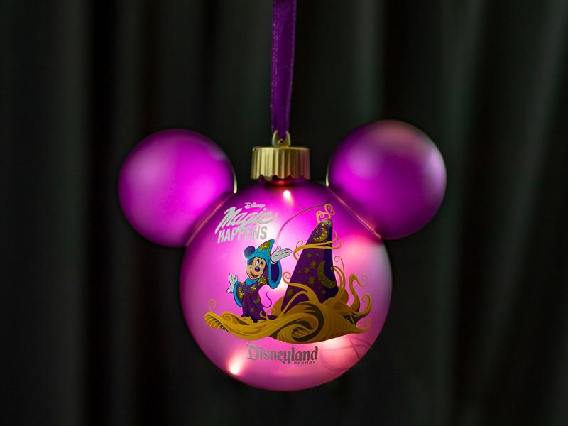 """""""Magic Happens"""" Ornament"""
