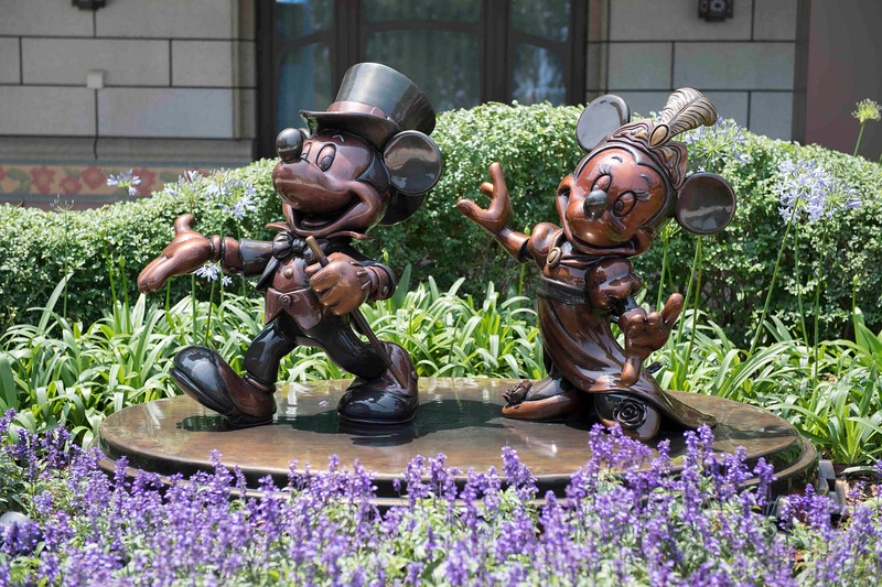 Shanghai Disney Resort Grand Opening, June  2016.<br /> <br /> Shanghai Disneyland