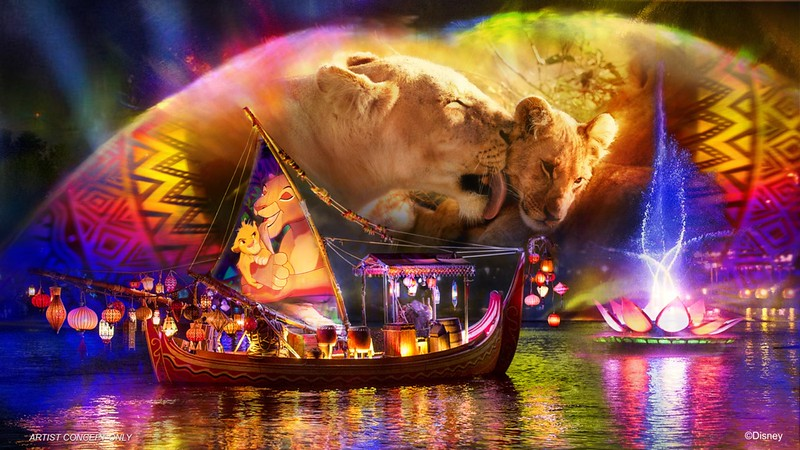 RIVERS OF LIGHT: WE ARE ONE bringing new life to Disney's Animal Kingdom