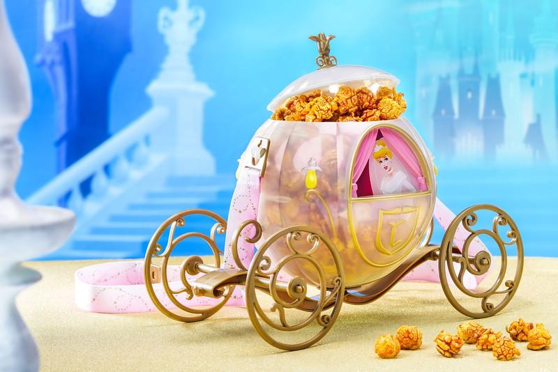 HKDL_Reopening_F&B_Cinderella Popcorn Bucket