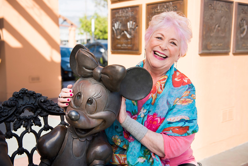 russi taylor disney legend