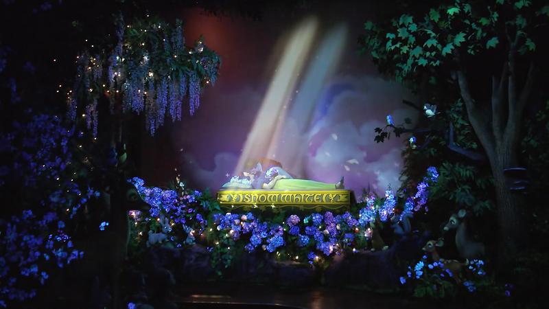 Snow White's Enchanted Wish Disneyland First Look (2)