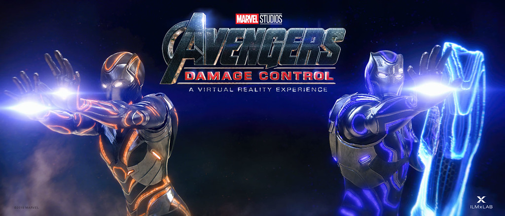 AVENGERS: DAMAGE CONTROL coming to THE VOID at Downtown Disney