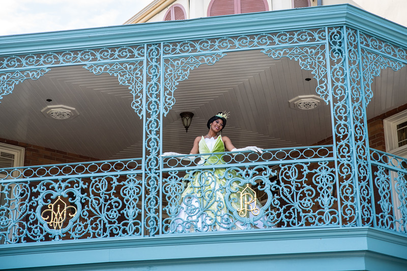 Magic Returns to Disneyland Resort Theme Parks - Princess Tiana