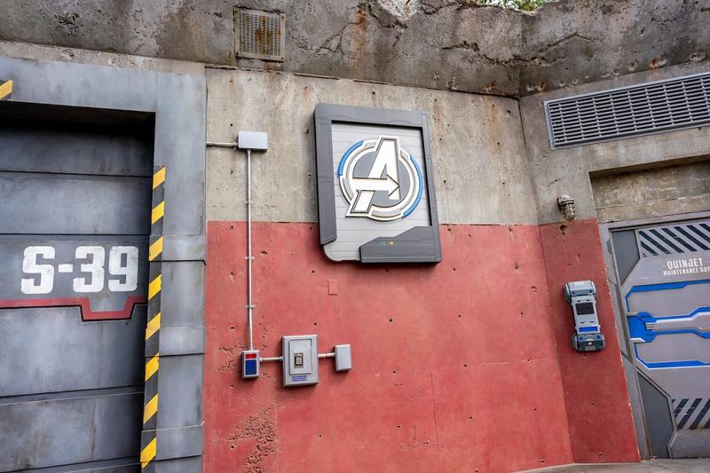 avengers campus tour preview official stills (1)