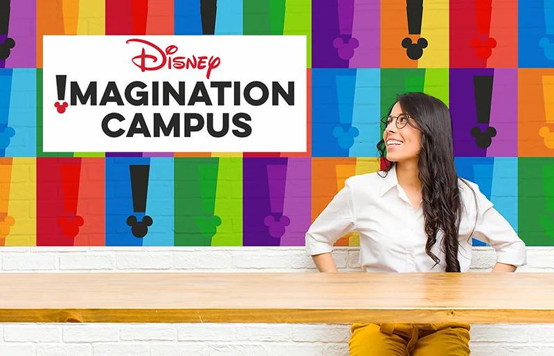 Disney-Imagination-Campus-with logo