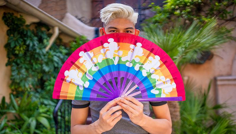 Walt Disney Company Pride Month 2021 disney parks (2)