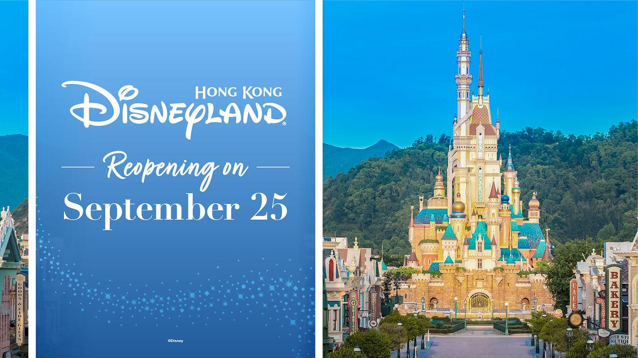hong kong disnelyand reopening september 25 2020 coronavirus