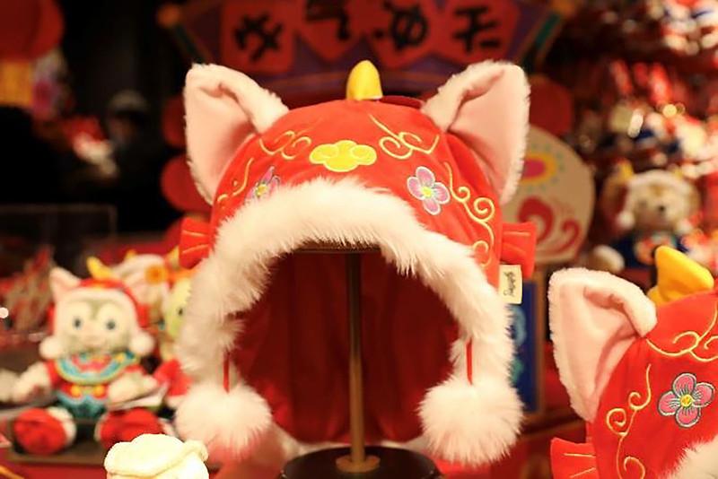 Shanghai Disney Resort 2021 A Spring Festival Spectacular Lunar New Year (19)