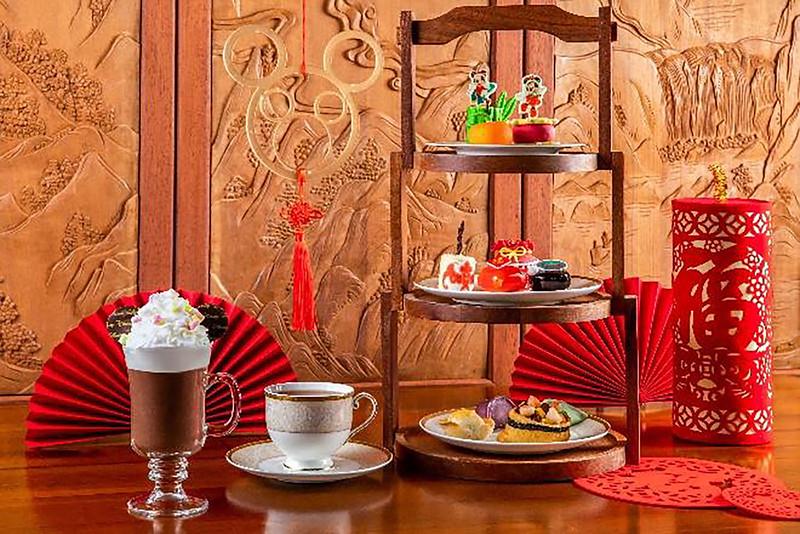 Shanghai Disney Resort 2021 A Spring Festival Spectacular Lunar New Year (11)