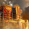 """Guardians of the Galaxy–Mission: BREAKOUT! — Debuting May 27, 2017, Guardians of the Galaxy–Mission: BREAKOUT! will take guests at Disney California Adventure Park through the fortress of The Collector, who is keeping his newest acquisitions, the Guardians of the Galaxy, as prisoners. Guests will board a gantry lift which launches them into a daring adventure as they join Rocket in an attempt to set free his fellow Guardians. The epic new adventure blasts guests straight into the """"Guardians of the Galaxy"""" story for the first time, alongside characters from the blockbuster films and comics. As guests join Rocket in his attempt to bust his pals out of The Collector's Fortress, they will experience randomized ride experiences complete with new visual and audio effects and music inspired by the popular film soundtracks. (Artist Concept/Disneyland Resort)"""