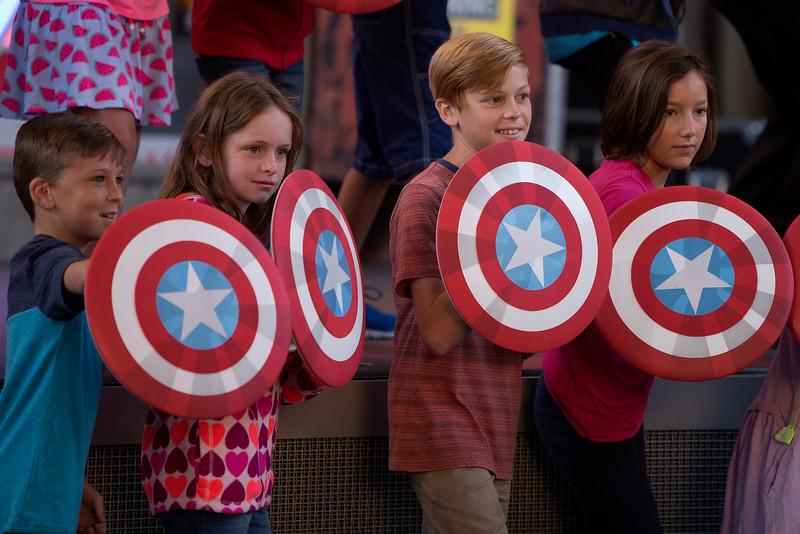 Disney California Adventure, Summer of Heroes, Avengers, Black Widow